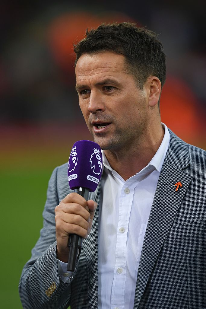 Michael Owen backs Liverpool to beat Manchester City to the title