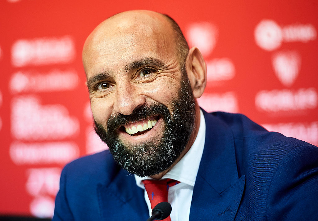 Image result for monchi
