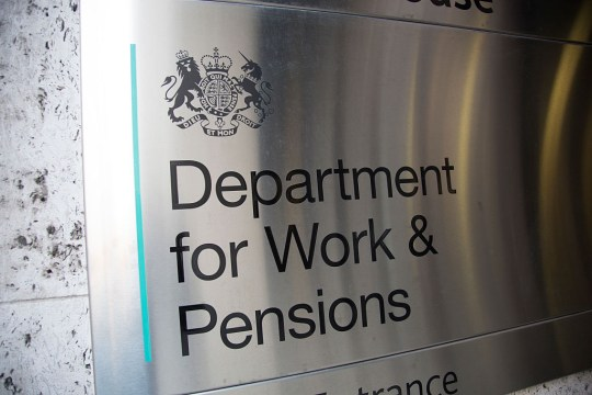 The Department of Work & Pensions
