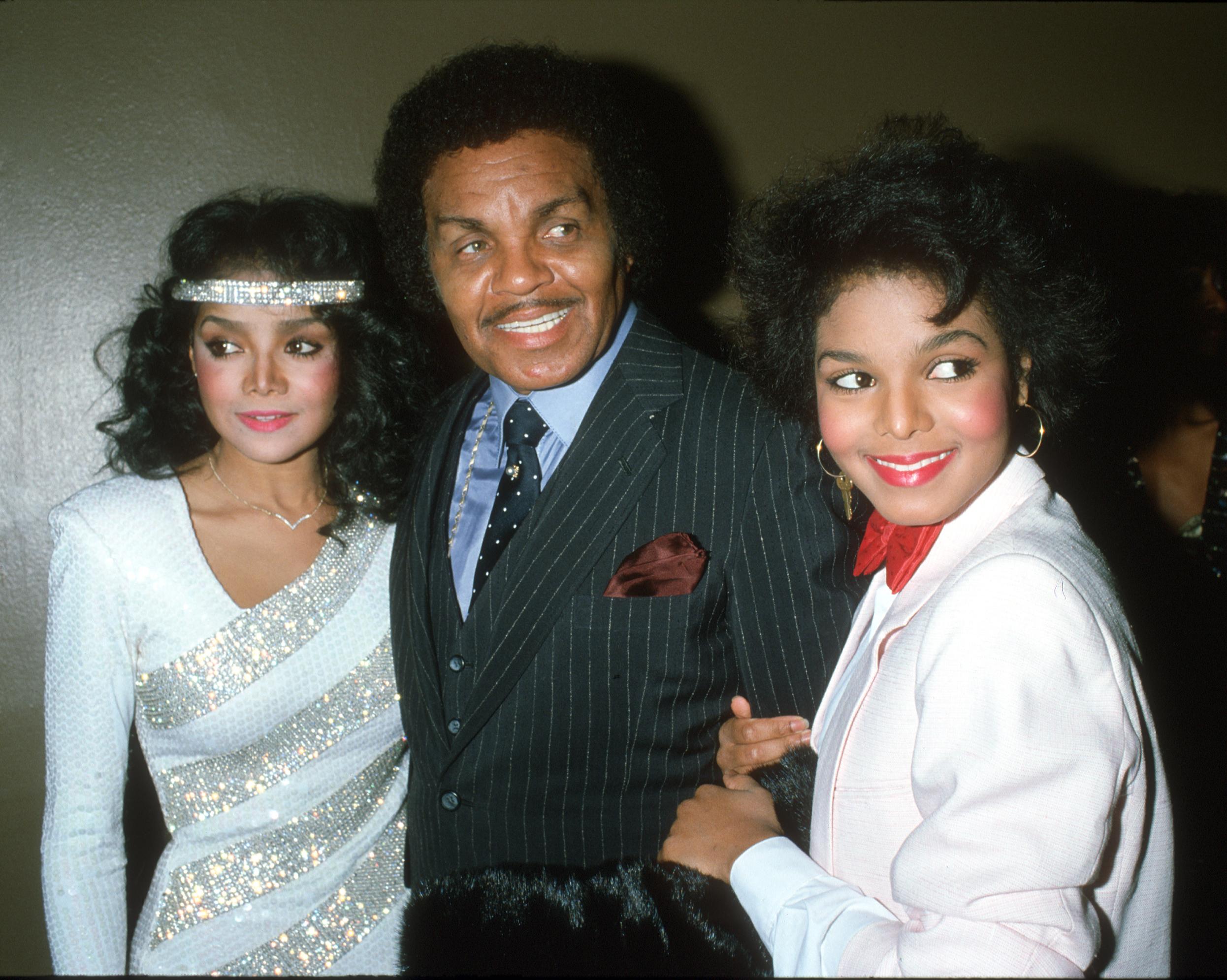 Michael Jackson's sister LaToya accuses father Joe Jackson of childhood sexual abuse