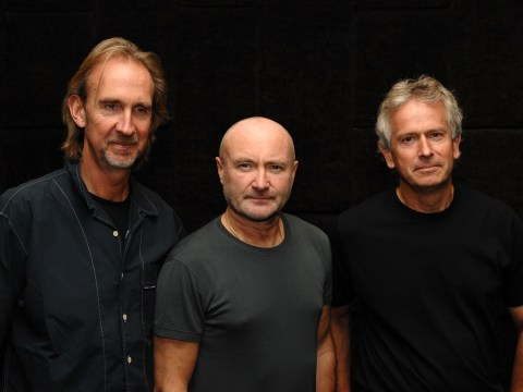 Mike Rutherford hints at Genesis reunion as he confirms Phil Collins is 'in good shape'