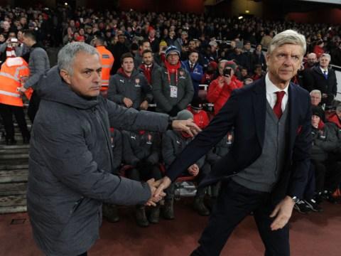 Jose Mourinho pays heartfelt tribute to 'last of his kind' Arsene Wenger