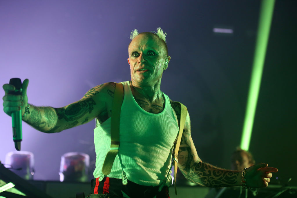 The Prodigy cancel all upcoming shows in the wake of Keith Flint's death