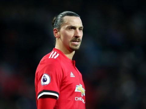 Zlatan Ibrahimovic takes swipe at Man Utd legends Gary Neville and Paul Scholes