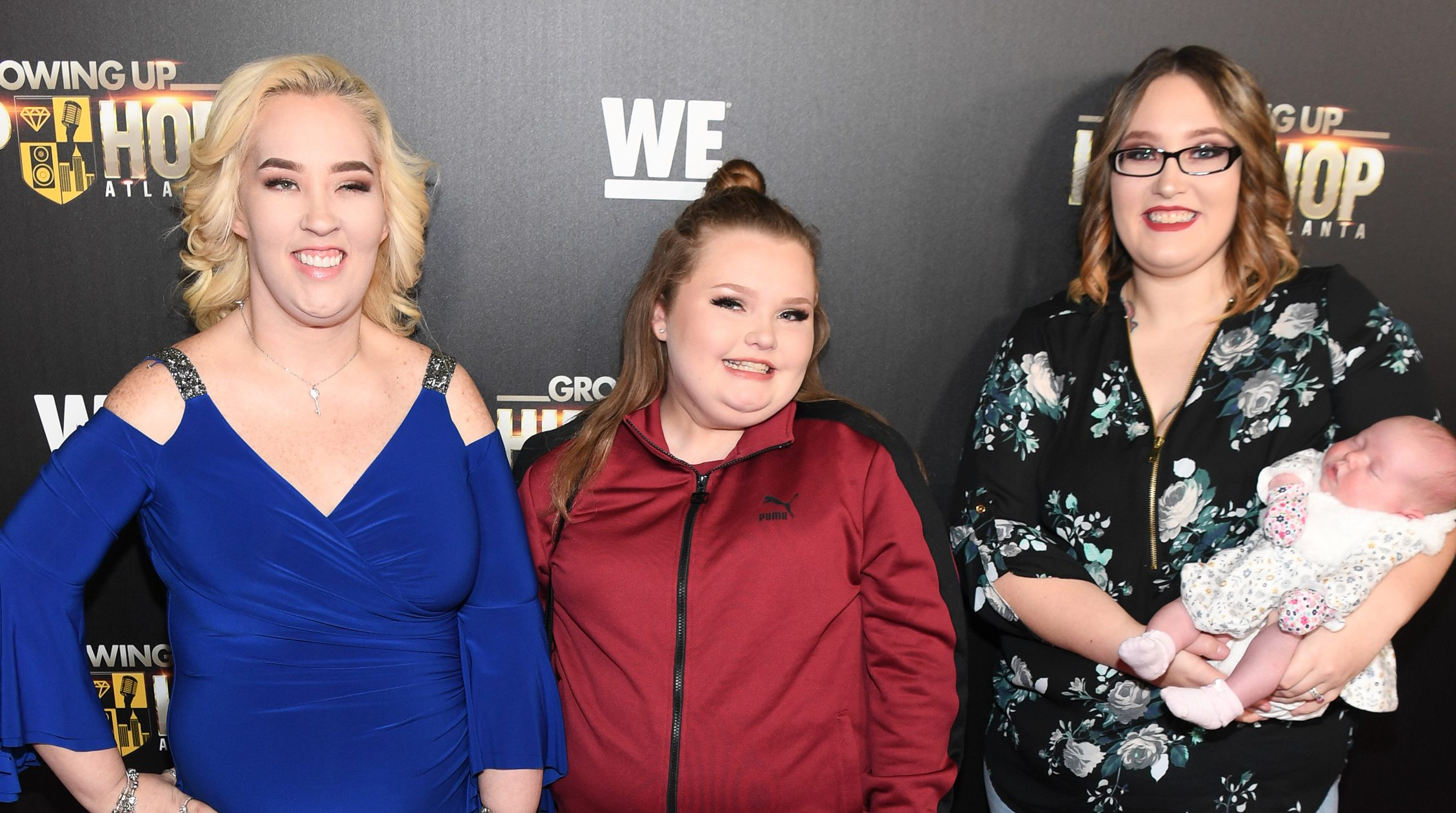 Mama June's daughter Pumpkin breaks silence on Not To Hot star's drug arrest