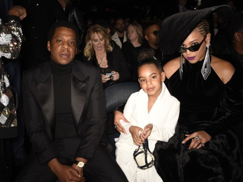 Beyonce 'hands on' with Blue Ivy's extracurricular school activities and we need her energy