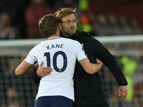 Jurgen Klopp singles out 'fantastic' Harry Kane before Liverpool's clash vs Tottenham