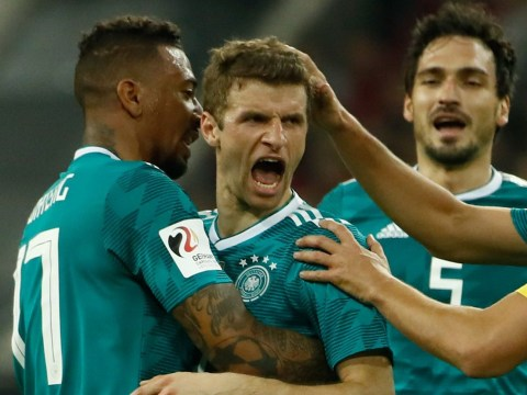Joachim Low thanks Thomas Muller, Mats Hummels and Jerome Boateng after ending their Germany careers