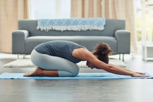 How To Stay Safe When Practicing Yoga At Home Metro News