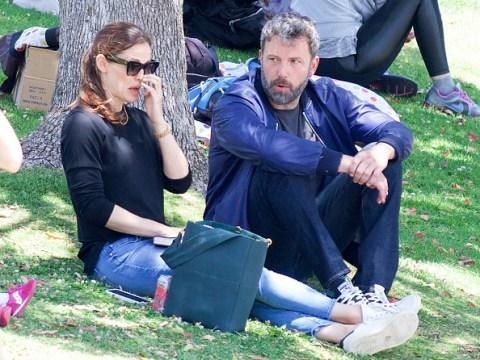 Jennifer Garner's children 'crack up' when fans treat dad Ben Affleck differently to her