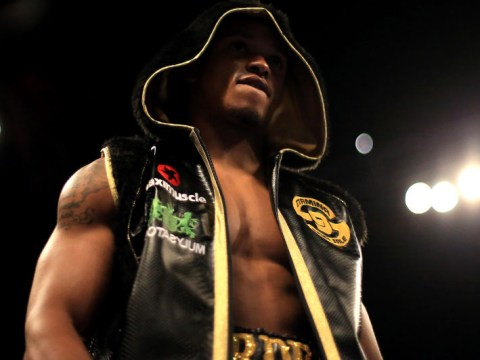 Anthony Yarde on going from sitting in a police cell to fighting to become a world champion