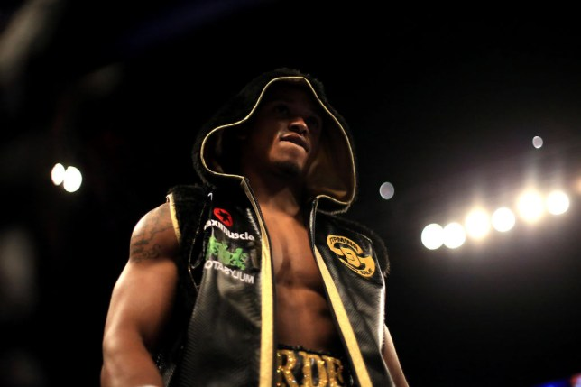 Anthony Yarde is the underdog in Russia