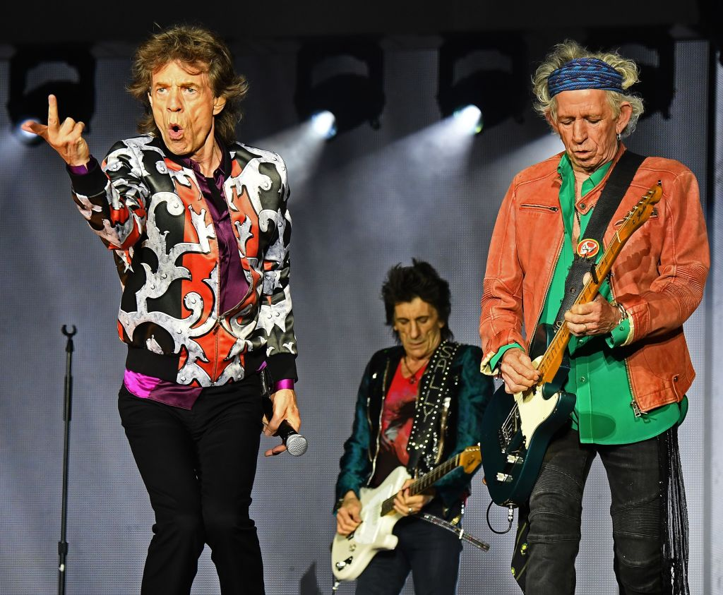 Rolling Stones announce Bridges To Bremen concert movie as Mick Jagger recovers from 'heart operation'