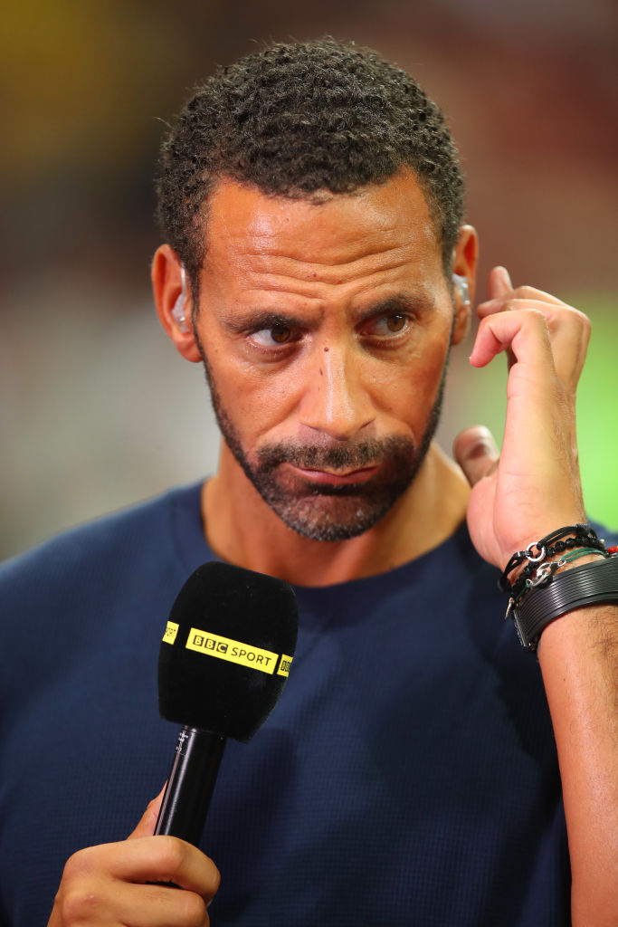 Rio Ferdinand backs Manchester United to progress past Barcelona into Champions League semi-finals