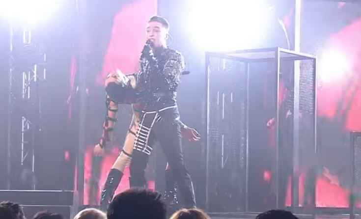 Iceland has chosen an industrial BDSM banger to represent them at Eurovision