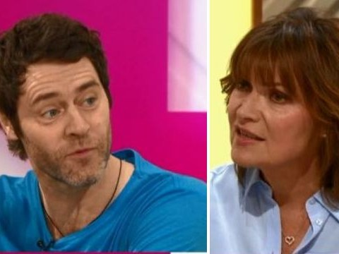 Howard Donald exposes more fakery from Lorraine Kelly set after tax scandal