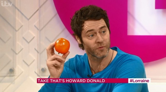 Howard Donald