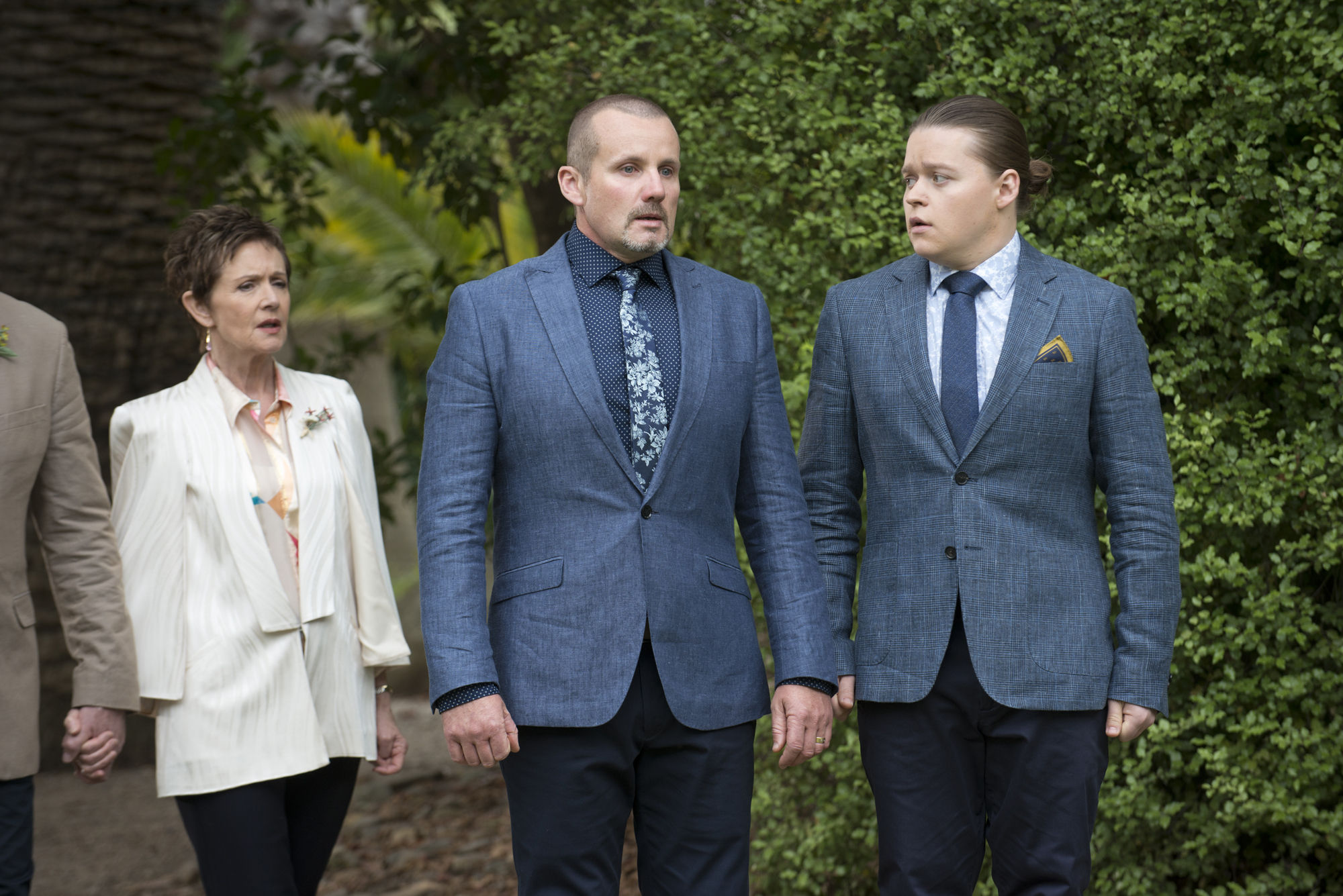 Toadie makes a shock decision after Sonya's death