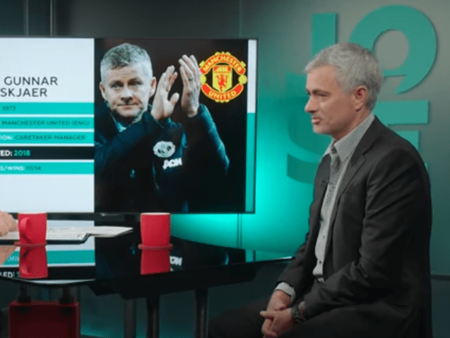 Jose Mourinho credits Ole Gunnar Solskjaer for Manchester United's win over PSG