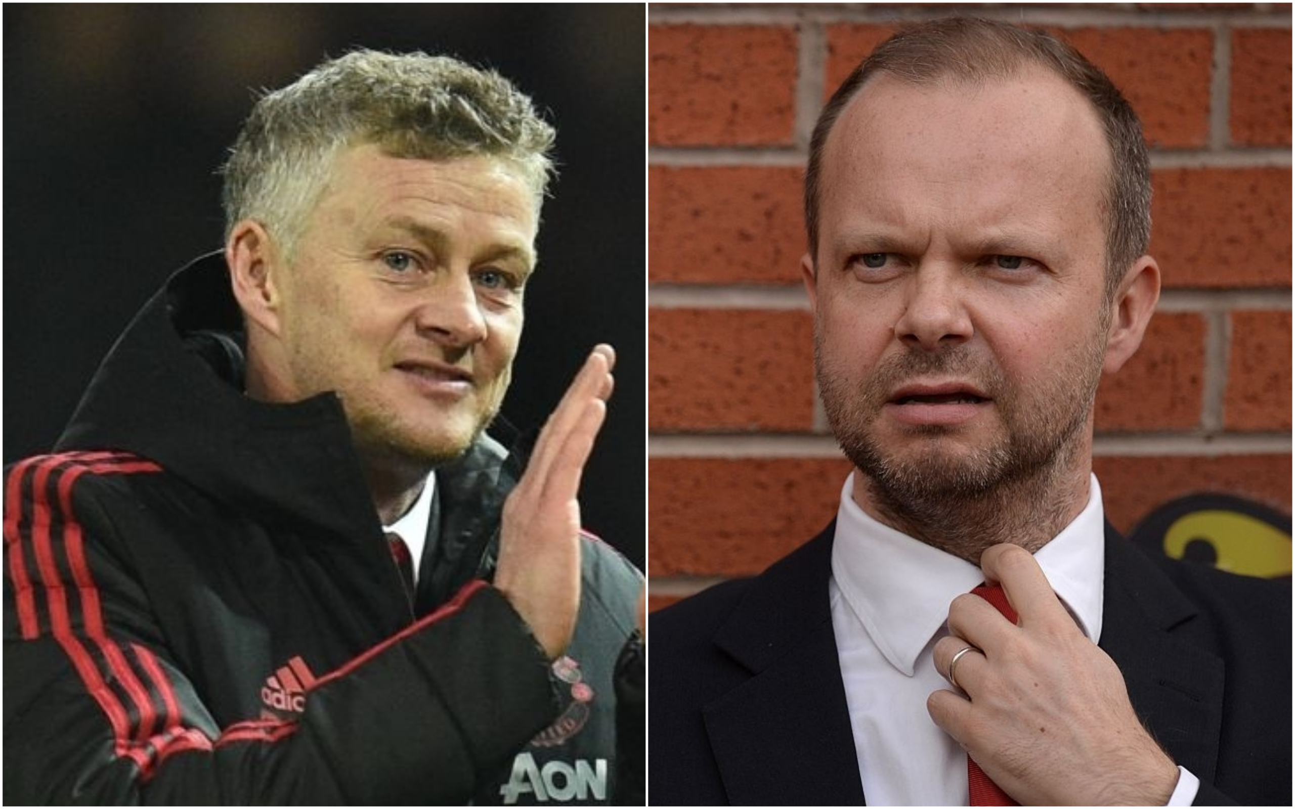 Ed Woodward reveals why Ole Gunnar Solskjaer is the 'right person' for Manchester United