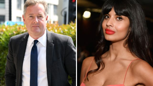 Jameela Jamil brand Piers Morgan 'England's biggest s*** stain' in vicious row