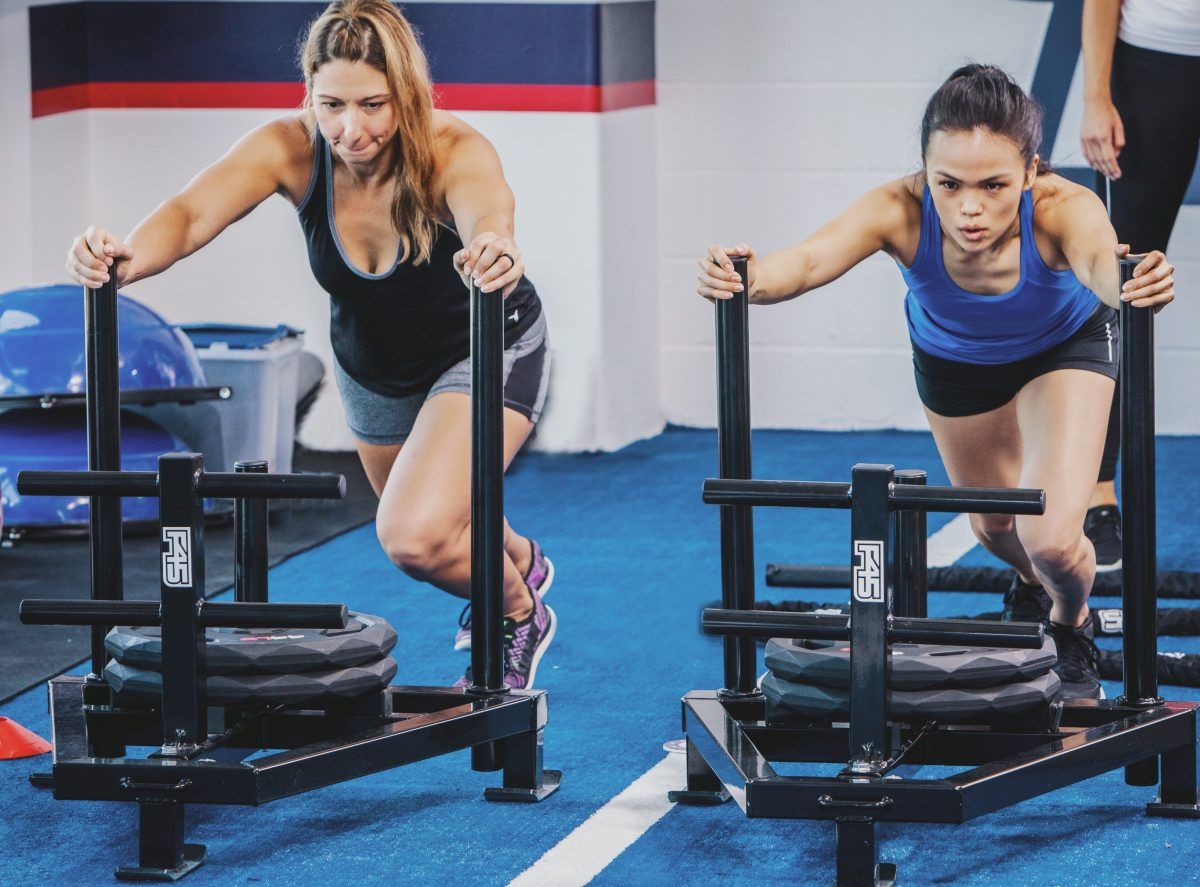 This intense fitness class will get you ready for your skiing holiday