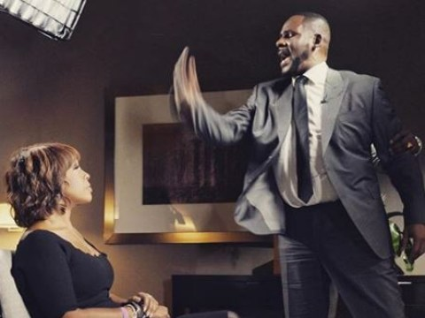 Gayle King says watching R Kelly's 'self-destruction' is 'troubling'