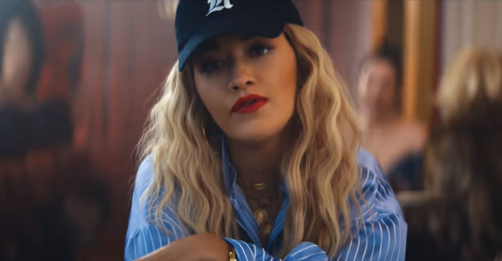 Rita Ora released her new video for Only Want You (Picture: YouTube)