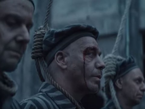 Rammstein branded 'tasteless' by Jewish leaders for concentration camp imagery in new video