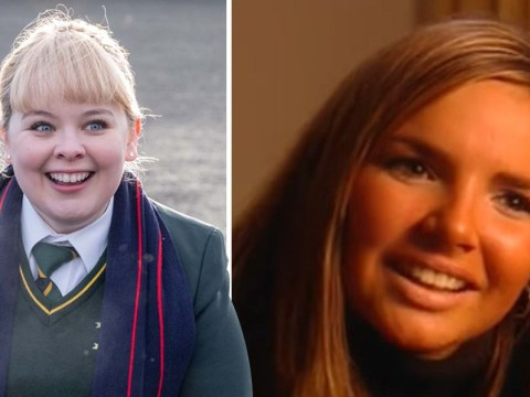 Derry Girls' Nicola Coughlan based her accent on Nadine Coyle losing her passport
