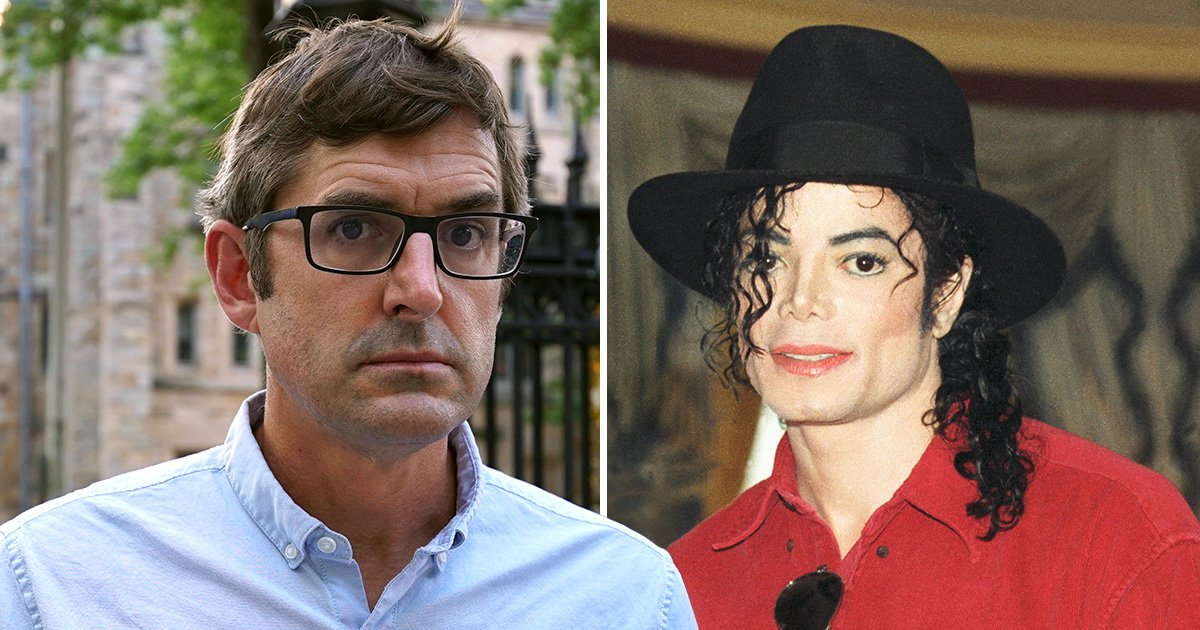 Louis Theroux says Michael Jackson had 'unhealthy interest in children' ahead of Leaving Neverland