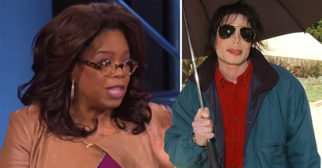 Oprah wanted to take on Michael Jackson fan backlash | Metro News