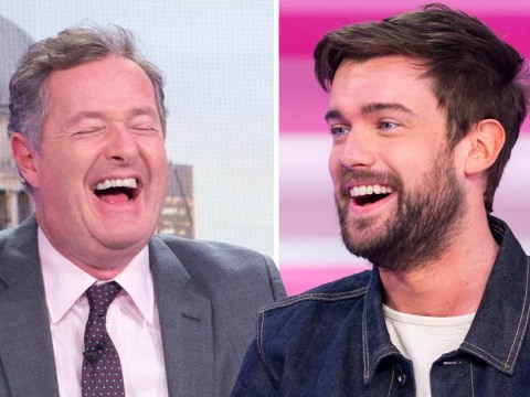 Piers Morgan calls Jack Whitehall 'skinny twerp' for 'fat-shaming' comment and comedian's response is priceless