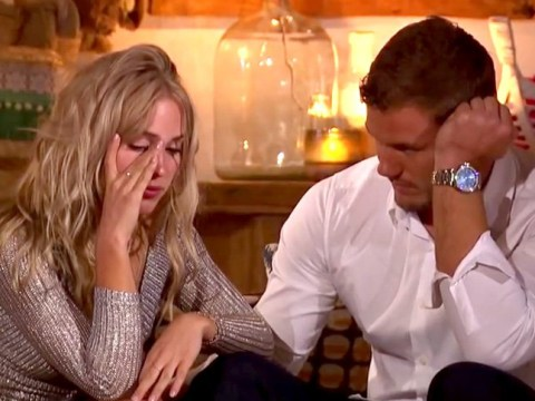 The Bachelor's Colton Underwood explains why he quit: 'I didn't want to do it anymore'