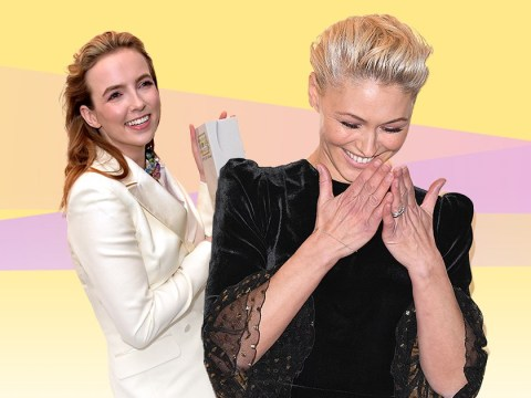 Killing Eve's Jodie Comer wins first ever award as she takes in Remarkable Women with Emma Willis and Keeley Hawes
