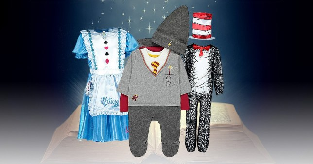 World Book Day 2019 costumes from Tesco