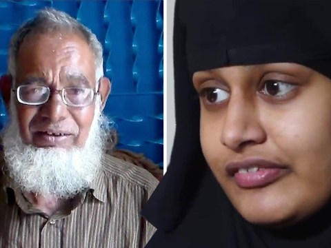 Isis bride Shamima Begum's father blames UK for letting her flee to Syria