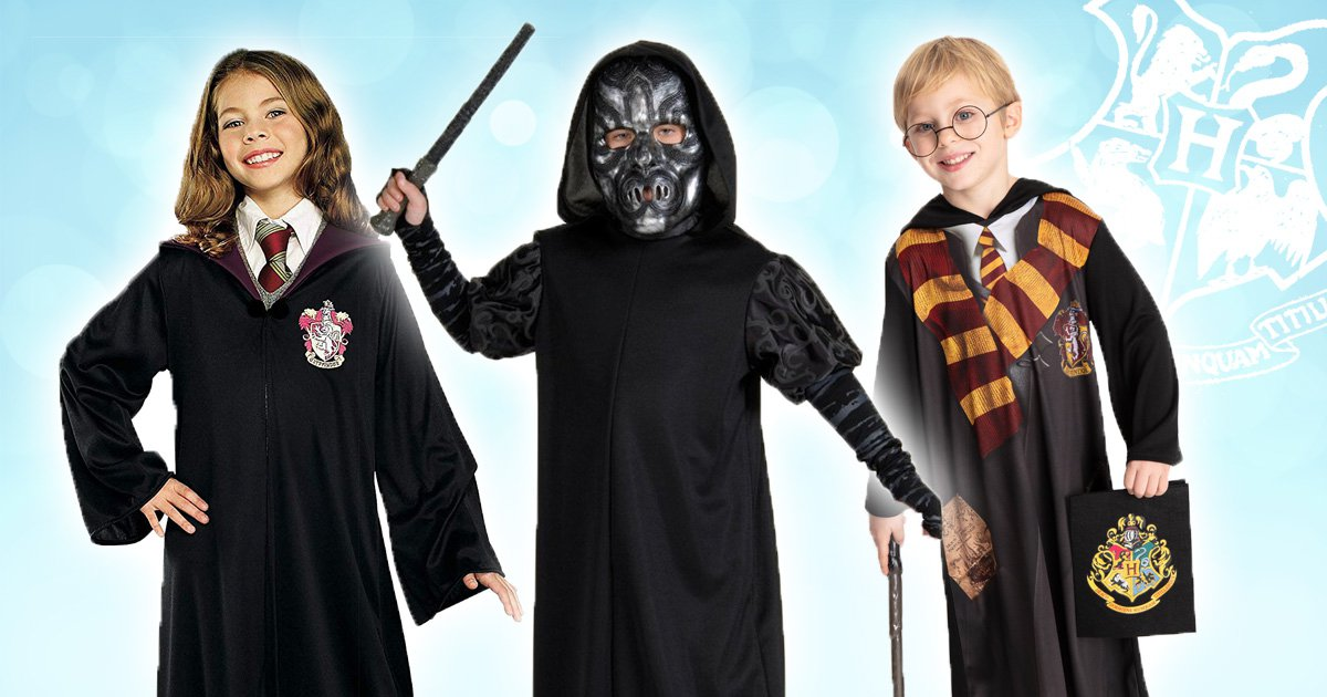 The best Harry Potter costumes that you can wear for World Book Day