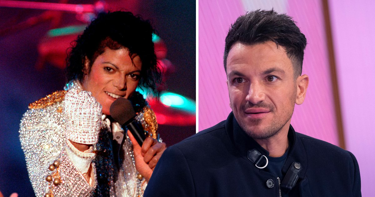 Peter Andre refuses to ban Michael Jackson's music over child molestation allegations