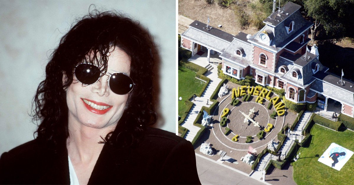 Inside Neverland, where Michael Jackson is accused of committing child sexual abuse
