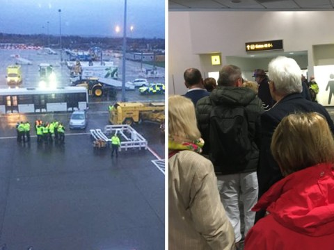 Passengers quarantined after outbreak of 'coughing sickness' on Virgin flight to Gatwick