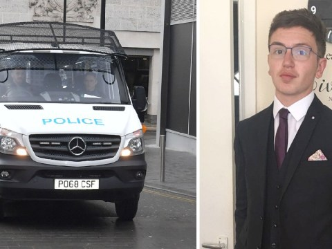 Mother sobs as son, 17, appears in court charged with murdering schoolboy Yousef Makki