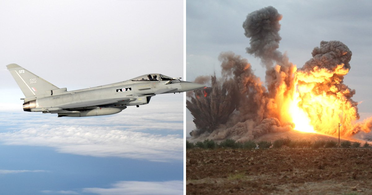RAF claim Iraq and Syria air strikes killed 4,013 enemies but only one civilian