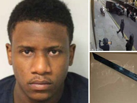 Ringleader of armed moped gang that raided YSL jailed for 12 years