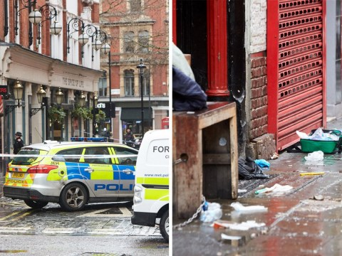 Murder investigation launched after man repeatedly stabbed in Soho dies in hospital