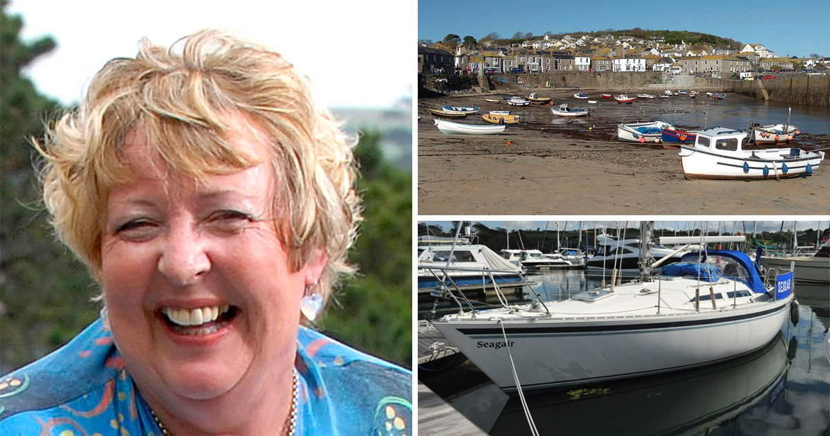 Millionairess missing at sea 'ignored strong wind warnings before setting sail'