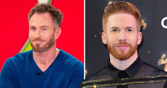 Dancing On Ice James Jordan calls for Strictly spot for Neil
