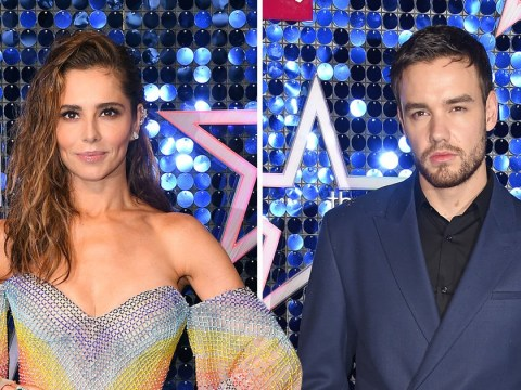 Cheryl shares 'big hug' with ex Liam Payne as they reunite at Global Awards