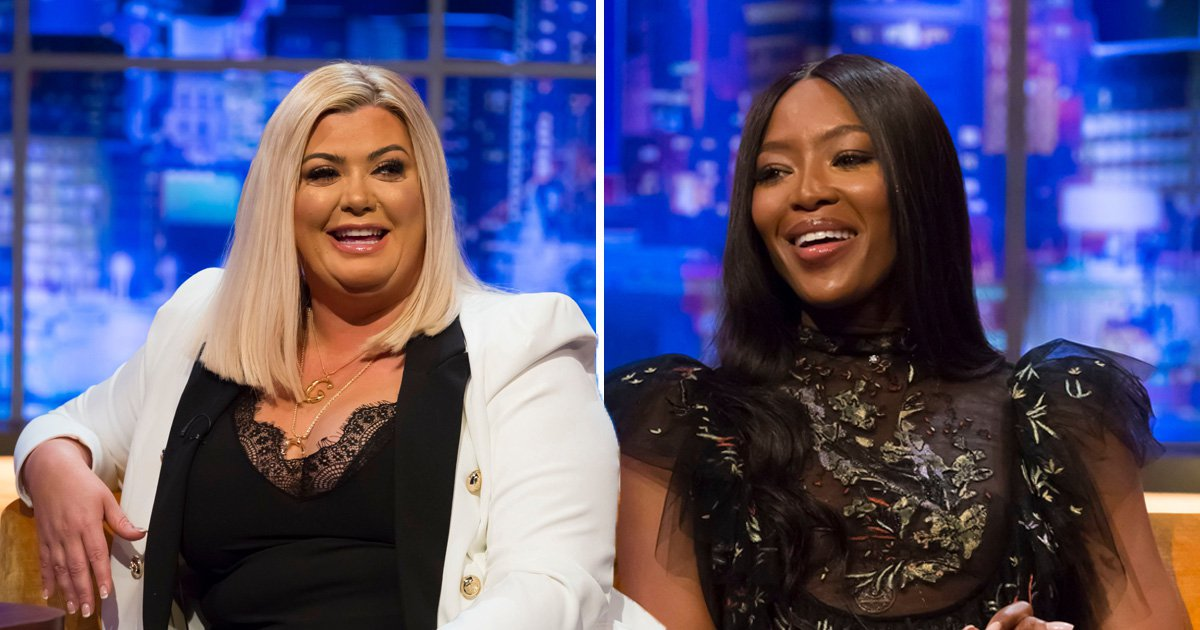 Gemma Collins gives Naomi Campbell advice on being a diva: 'We've got to celebrate ourselves'