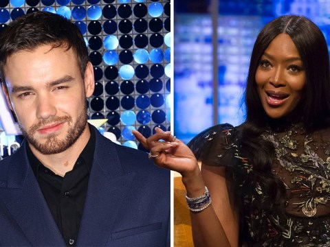 Naomi Campbell and Liam Payne aren't 'going public' with 'romance' at supermodel's 49th birthday party
